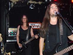 Tristania live på Tribute 2011. Foto: Sølve Friestad