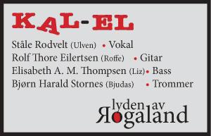 kal-el-bandnavn