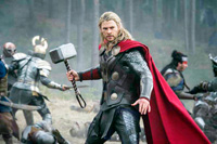 Thor i egen gjettekonkurranse for om hvor lurt det er å kaste slegga.