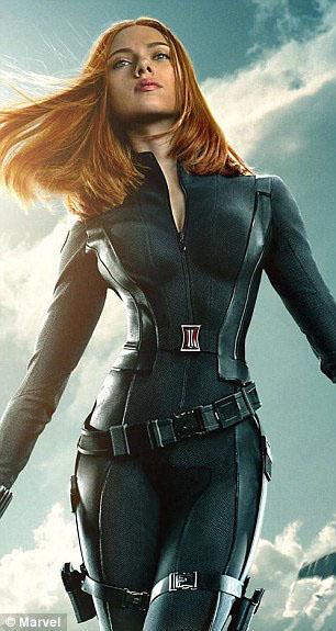 Scarlett Johansson er med.
