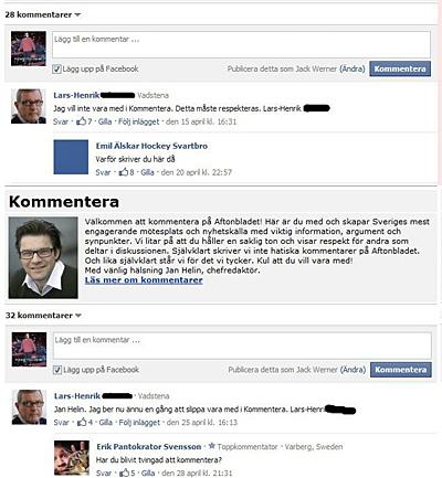 facebook-svenske