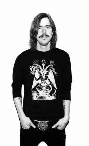 Opeths frontfigur; Mikael Åkerfeldt.