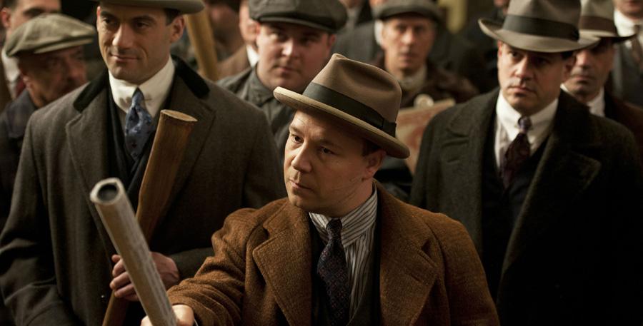 Stephen Graham er Al Capone, og en av seriens mest fargerike karakterer