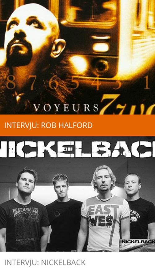 117 lesere har lest intervjuet med Rob Halford, hvor han blant annet forteller om konsert på Bore samfunnshus. Nickelback-intervjuet er faktisk mer populært.