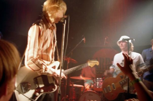Kåre & the Cavemen på Barrock i Kristiansand 1999. Foto: Sølve Friestad