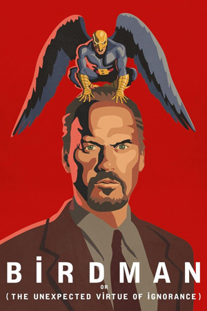 Birdman-omslag