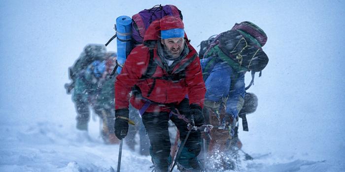 Stemningsfylt landskap og mye dramatikk i Everest