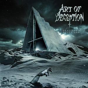 Omslag fra bandets kommende album.