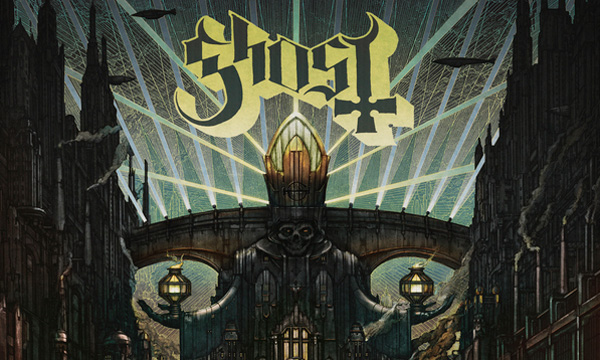 Ghost-topp