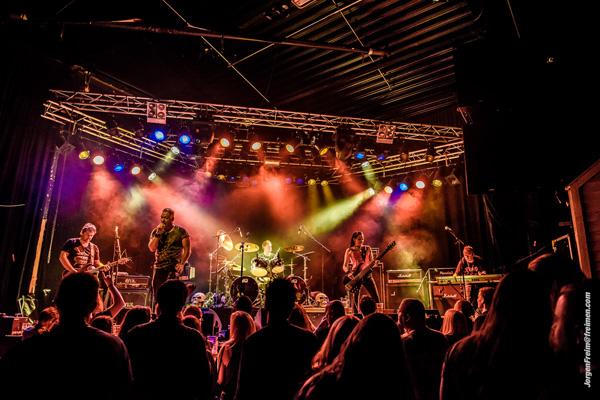 paDIOna live. Foto: Jørgen Freim.