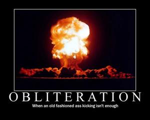 Obliteraton