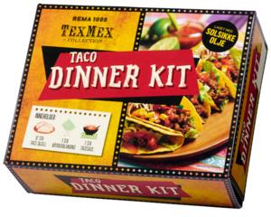 Scoopet kan fortelle at en pakke med Taco Dinner Kit er billigere enn om en bare skal kjøpe Taco-skjellene.