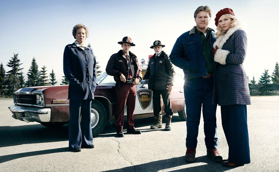 Smågangsterdronning, to sheriffer og et ektepar med svimlende dårlig beslutningsevne, preger Fargo - year two.